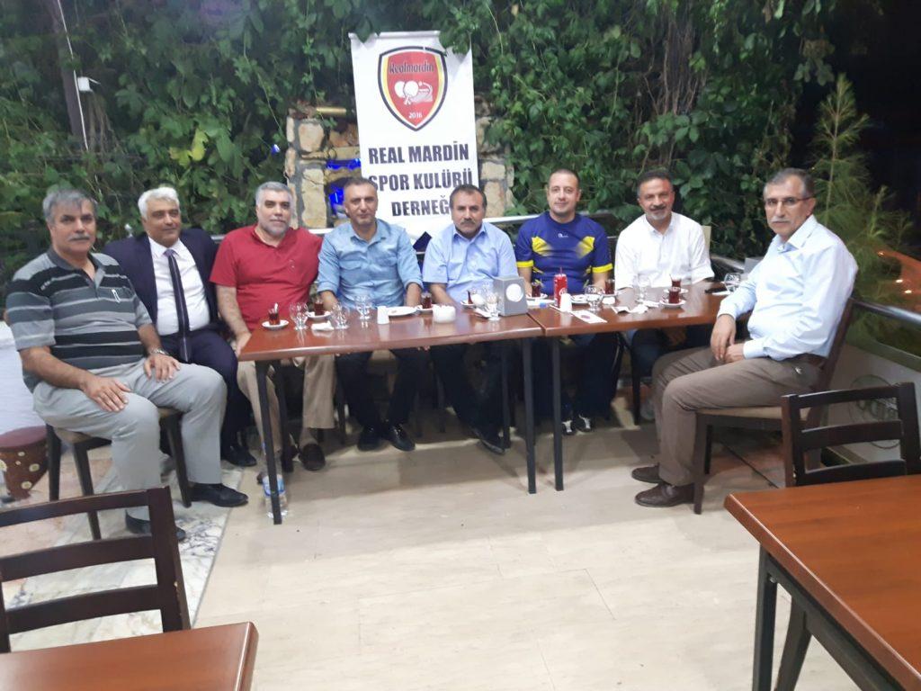 Real Mardin Spor Kulübü'nde görev değişikliği