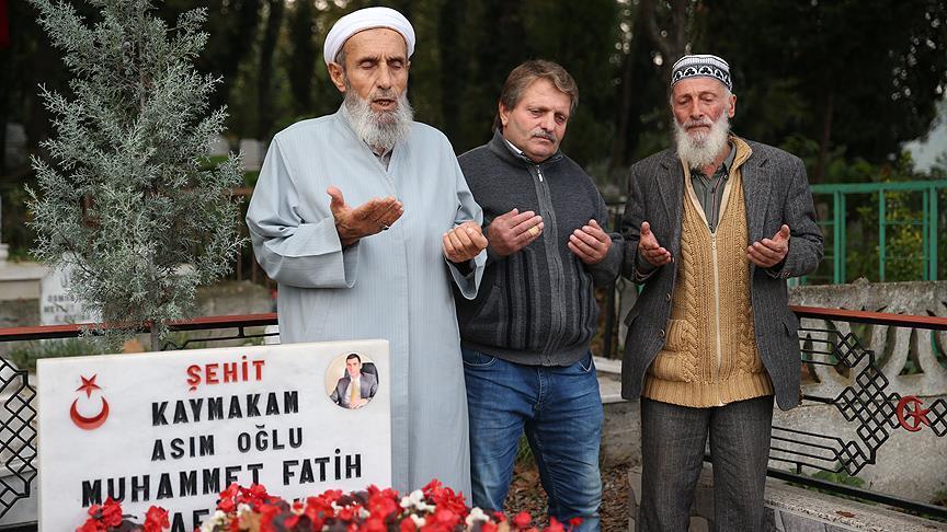 Asım Safitürk: Adaletin yerini bulduğunu düşünüyorum