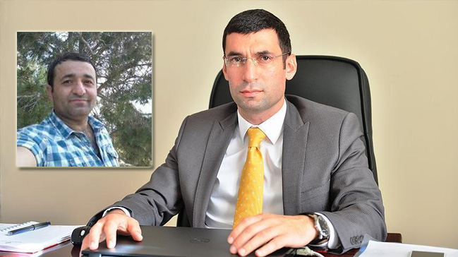 Kaymakamlığın gizli evraklarını PKK'ya göndermiş