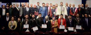 Açıköğretim öğrencilerine başarı belgesi