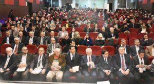 """""""Uluslararası Dil, Düşünce ve Din Bilimleri Kongresi"""" Mardin'de başladı"""