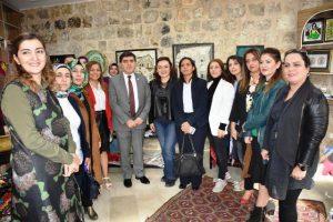 Ramazanoğlu Mardin'de açılışa katıldı