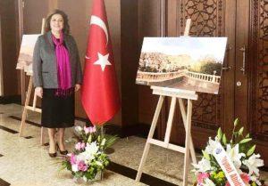 Mardin Sevdalısı Erdem, MAREV'de fotoğraf sergisi açtı