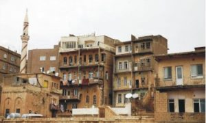 Tarihi Kentin Kanayan Yarası