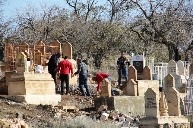 Alman hasta bakıcının öldürdüğü iddia edilen kişinin mezarı açıldı