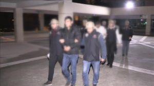 Patlayıcı yüklü araçta yakalanan 3 zanlı tutuklandı