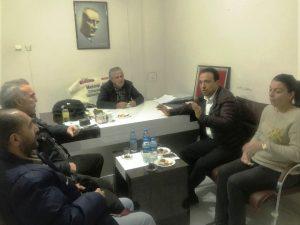 Onur Hareketi Başkanı Yaşar Aydın'dan çarpıcı açıklamalar