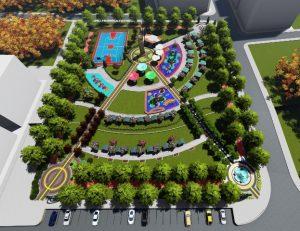 Midyat'a Kent Park yapılıyor