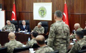 """Akar'dan """"Mehmetçik provokasyonları boşa çıkardı"""" açıklaması"""