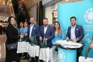 Vatandaşlara  'Bez Alışveriş Çantası'