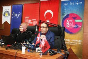 Yeni Nesil gazetecilerle  Mardin'de bir ilk