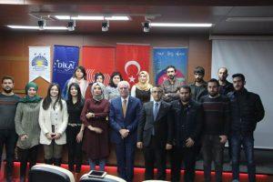 """""""Yeni Nesil Gazetecilik Eğitim  ve İstihdam Programı"""" sona erdi"""
