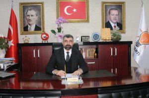 İl Başkanı Kılıç Gazeteciler Gününü Kutladı