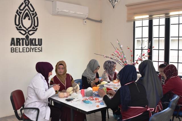 """Ortaköy'lü kadınlardan """"Mahalle  Konakları"""" Projesine büyük ilgi"""