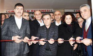 Nusaybin'de Hububat Analiz Laboratuvarı açıldı
