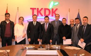TKDK personeline  kişisel gelişim eğitimi
