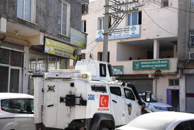 HDP ve DBP'lilere yönelik Mardin merkezli operasyon