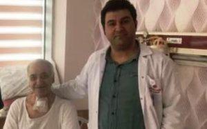 Mardin'de gırtlak kanseri ameliyatı