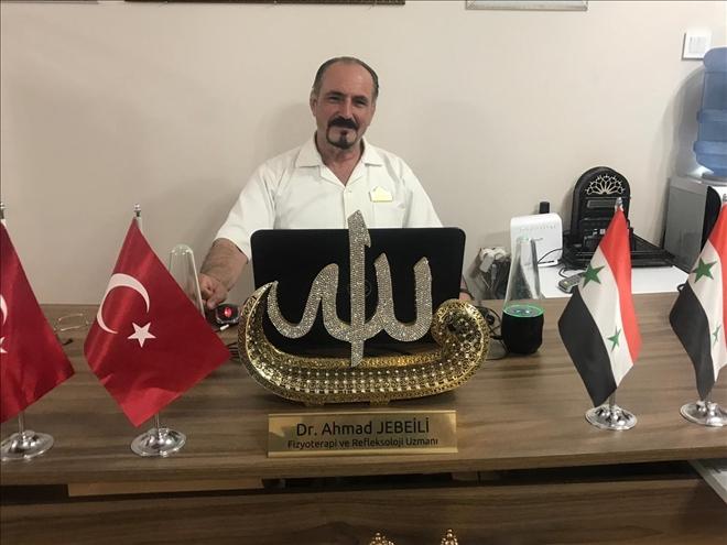 Suriyeli barış elçisinden barış mektubu