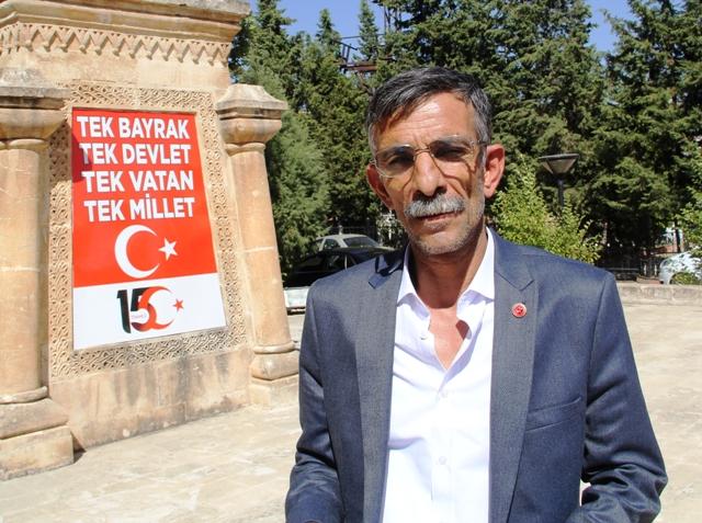 """""""HDP'de hizipçilik ve etnik  köken siyaseti yapılıyor"""""""