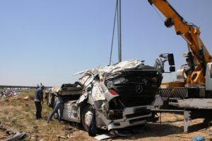Zincirleme trafik  kazası: 1 ölü, 3 yaralı