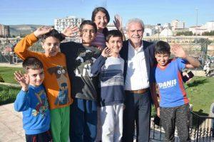 Artuklu Belediyesi'nden Çocuk Şenliği