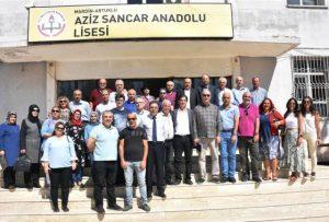 1980-1981 Mardin Lisesi  mezunları bir araya geldi