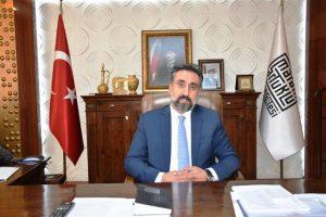 Rektör Özcoşar'dan  UNESCO açıklaması