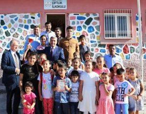 İl Milli Eğitim  Müdürü Sarı, Yaşamın  en önemli işi eğitim