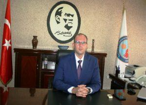 Ömerli Kaymakamı Türkmen Göreve Başladı