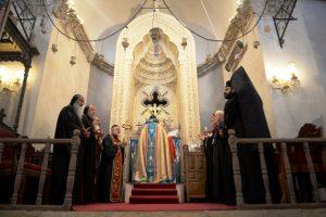 Azınlık cemaatleri temsilcilerinden Mehmetçik'e dua