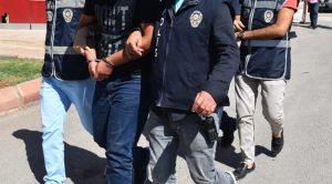 DEAŞ operasyonu 4 zanlı yakalandı
