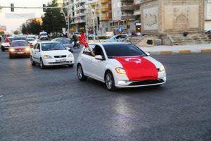 Barış Pınarı Harekatı'na destek konvoyu