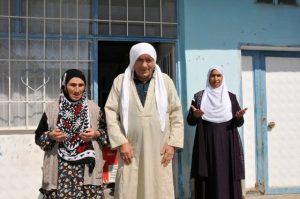 Sınır köylerinden Barış  Pınarı Harekatı'na destek