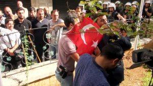 Nusaybin'de HDP milletvekillerine terör tepkisi