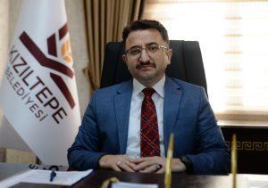 Kızıltepe Belediye Başkan Vekili  Hüseyin Çam görevine başladı