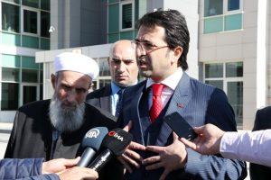 Kaymakam Safitürk'ün  şehit edilmesine ilişkin dava 23 Ocak'a erteledi
