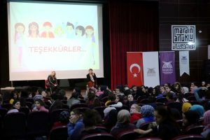 Öğrencilere  sağlıklı yaşam  semineri