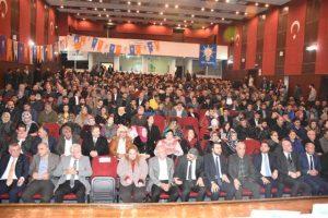 Mardin Ak Parti İl başkanlığı Genişletilmiş İl Danışma  Meclisi Toplantısı