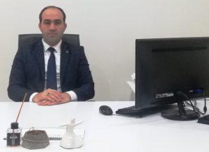 Ertaş: Mardin Artuklu Üniversitesi'nin Suriye'de Fakülte Açması İhtiyaçtır