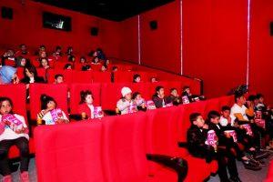 Engelli Çocuklar için sinema etkinliği