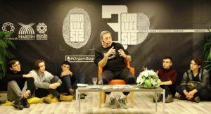 Basketbol menajeri Murat Murathanoğlu gençlerle buluştu