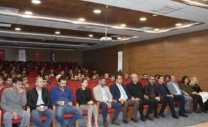 HIV ve AIDS bilgilendirme toplantısı