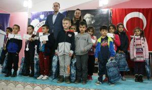 Ömerlide Satranç  Turnuvasında Ödüller  Sahiplerini Buldu