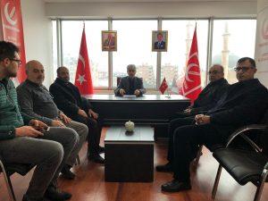 Yeniden Refah Partisi, Doğu Türkistan'da yaşanan zulmü kınadı