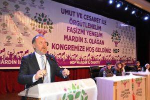"""HDP Eş Genel Başkanı Temelli: """"Kanal İstanbul yanlış projedir"""""""