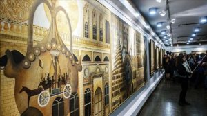 'Medeniyetler Kapısı Mardin' sergisi