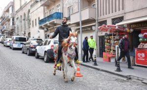 Rahvan atlarının turizme  katkısı büyük