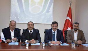 AK Parti Genel Başkan Yardımcısı Yılmaz, Mardinli iş insanlarıyla buluştu