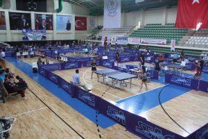 Masa Tenisi Heyecanı Mardin'de başlıyor